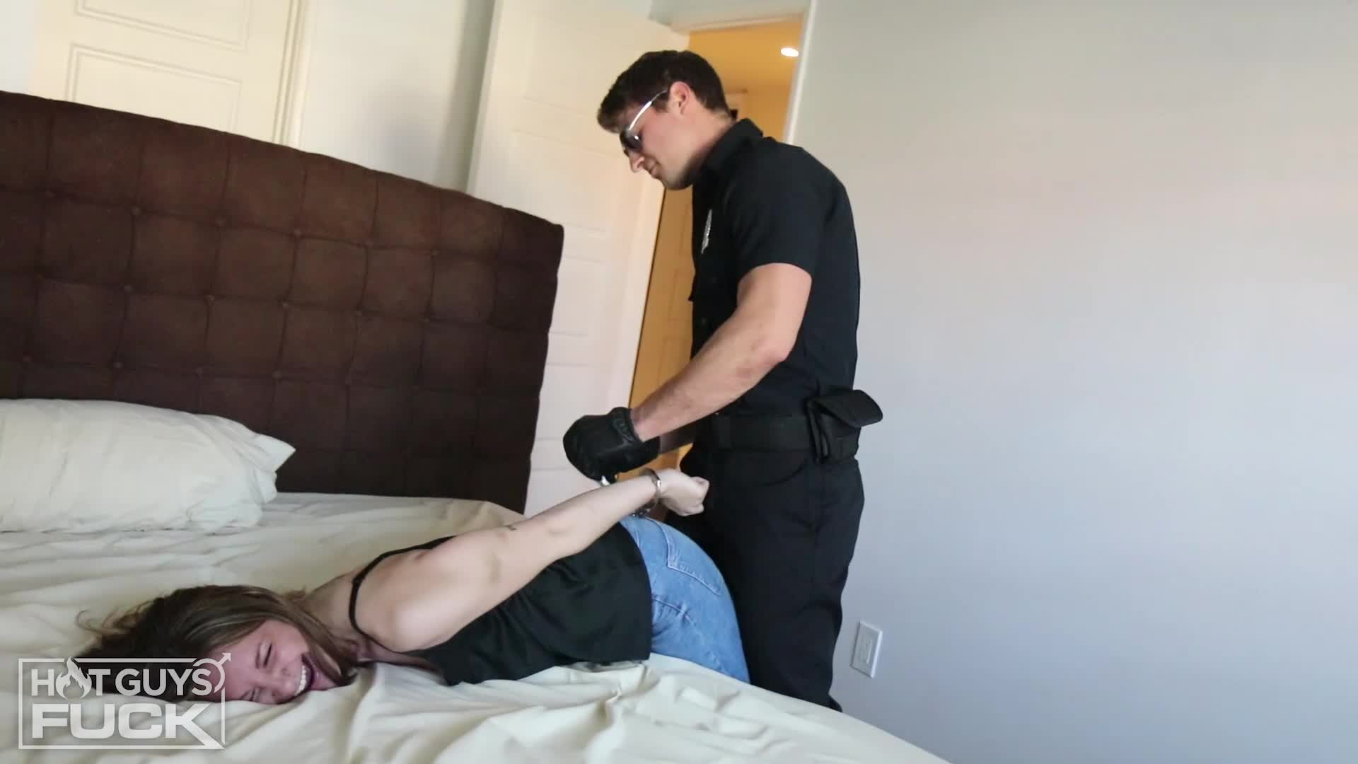 Guy Fucks The First Time